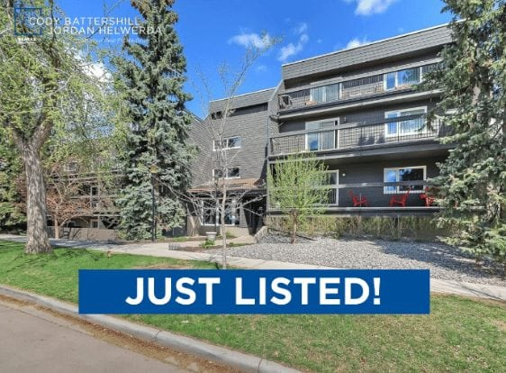 just listed #206 234 5th avenue NE Calgary, AB