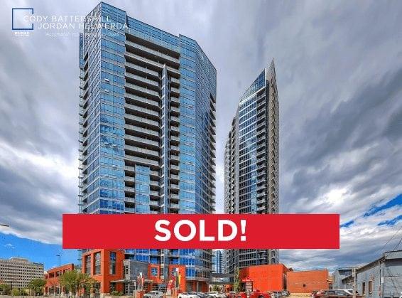 keynote calgary condo sold by Cody Battershill, Calgary REMAX agent & REALTOR
