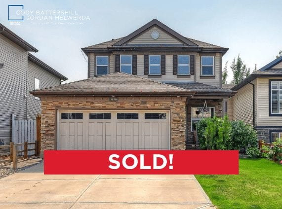 kingsland airdrie home sold by Cody Battershill, REMAX agent and REALTOR