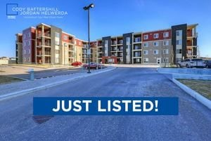 JUST LISTED! – #404, 15 Saddlestone Way NE