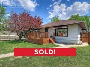 SOLD! – 1616 21st Street NW, Briar Hill / Hounsfield Heights