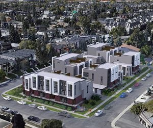Marlo Townhomes Coming Soon to Marda Loop