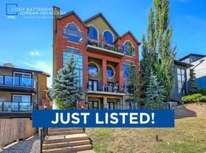 JUST LISTED! – #203, 2306 17B Street SW, Calgary