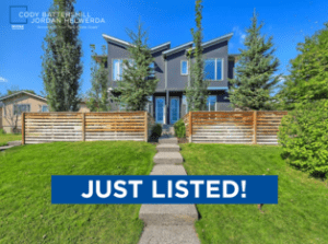 JUST LISTED! – #2, 1917 34th Street SW, Killarney