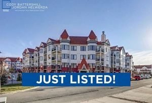 JUST LISTED! – #419, 20 Royal Oak Plaza NW, Red Haus
