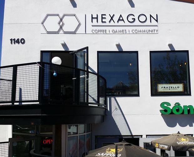 things to do in kensington calgary hexagon