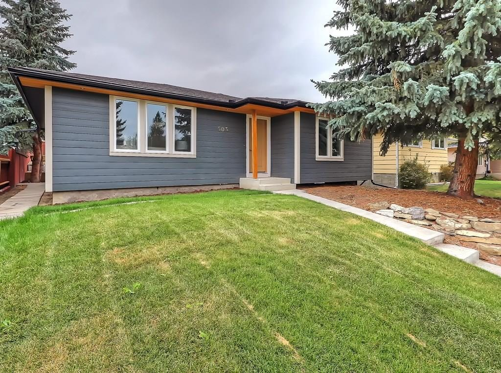 canyon meadows bungalow home for sale calgary