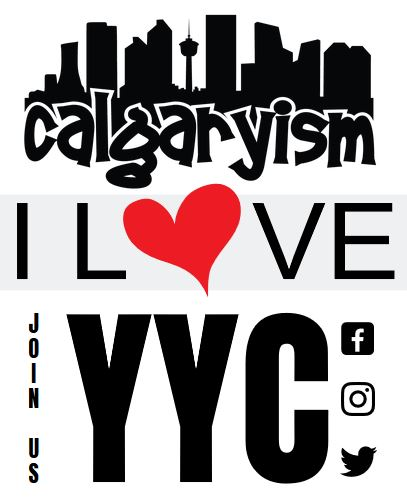 i love calgary join us social media