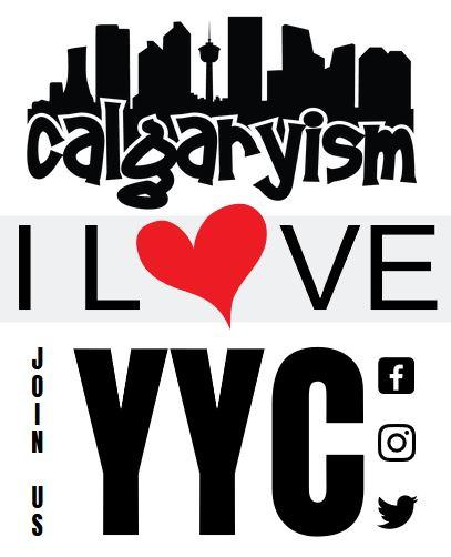 i love calgary join us social media