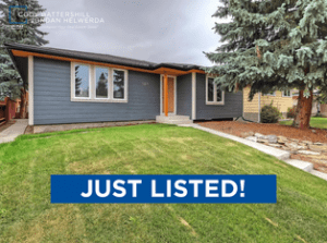 JUST LISTED! – 503 Canterbury Drive SW, Canyon Meadows