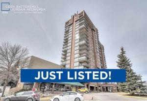 JUST LISTED! – #308, 145 Point Drive NW, Point McKay