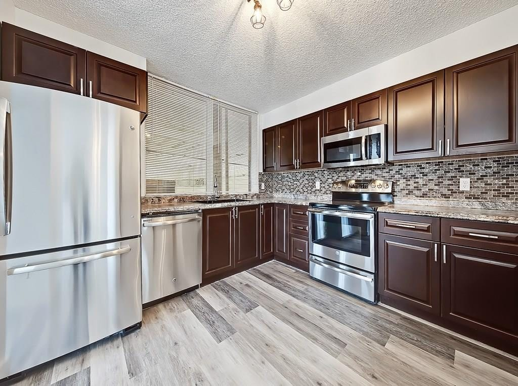point mckay riverside towers condo for sale kitchen view