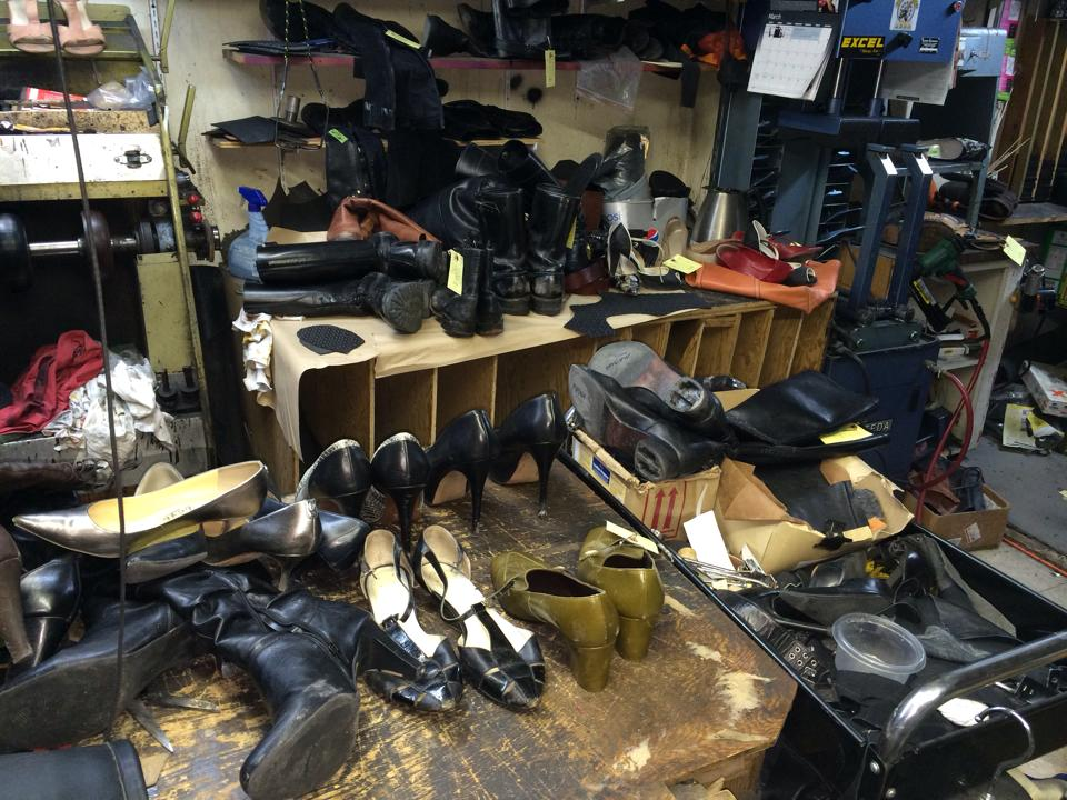 conti's shoe repair hidden gems in calgary alberta
