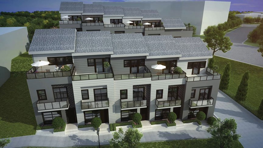 new bridgeland townhomes alvaro by cruz developments