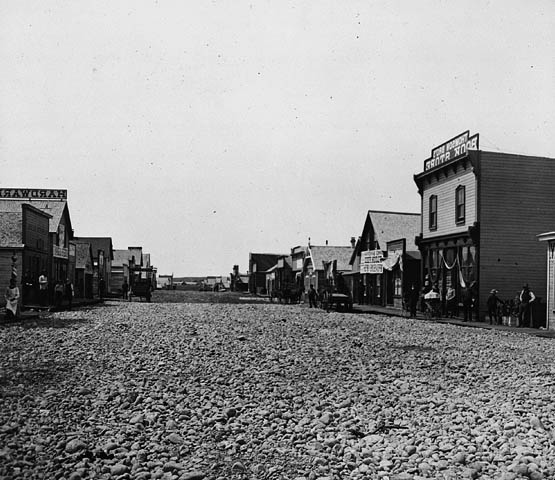 Calgary wild wild west saloon style photo historical picture