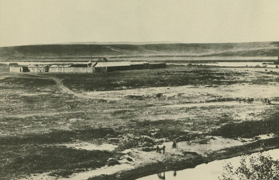 fort calgary historical photo