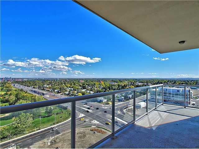 balcony views brava encore ovation condos calgary alberta