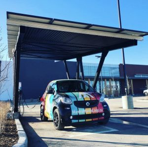 mantra marda loop smart car for resident use