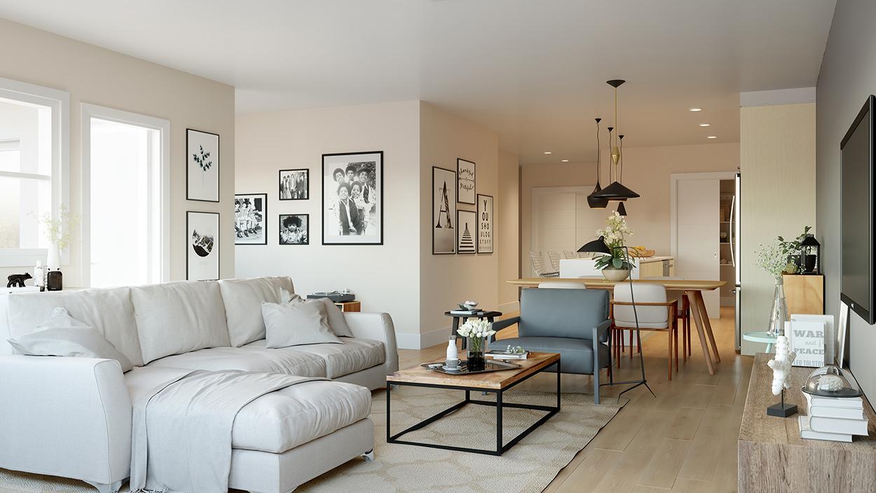 interiors mantra condos marda loop calgary
