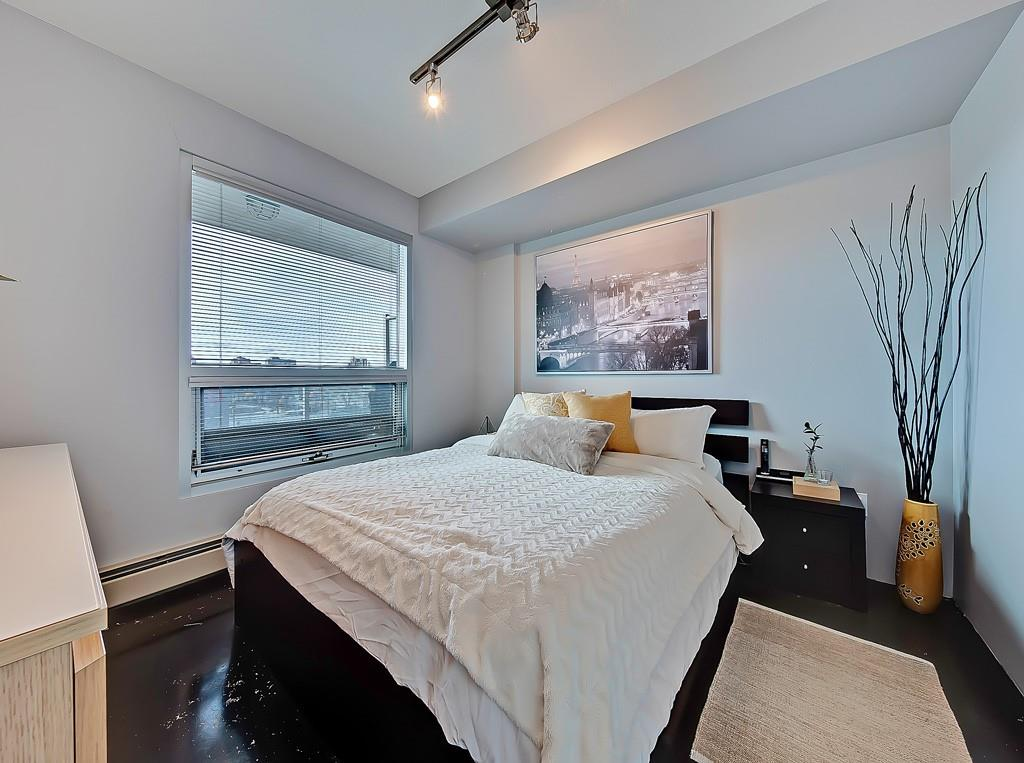 chocolate condo listing master bedroom view bestcalgaryhomes.com
