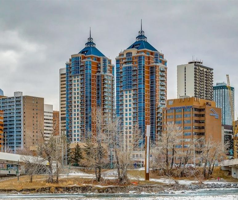five west condos for sale calgary